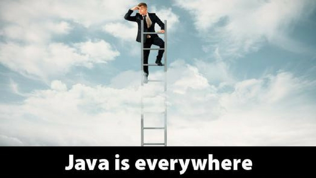 Java is everywhere