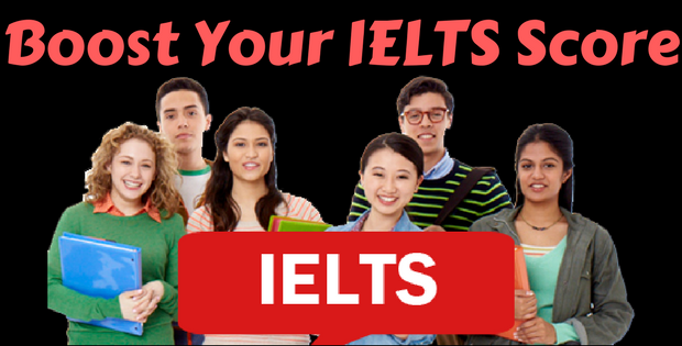 Boost Your IELTS Score